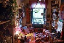 Van/ house interior ideas