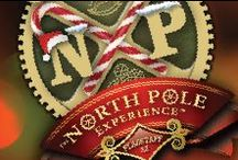North Pole Experience / Take a peek inside of Santa's Workshop at The North Pole Experience in Flagstaff, AZ. #Christmas #NorthPole #Santa #Holidays