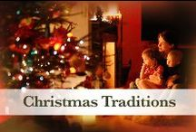 Christmas Traditions / What are your favorite #Christmas traditions? Take a look at some of our memorable traditions. #NPX #Traditions #NorthPoleExperience