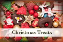 Christmas Treats / Take a look at some of the popular recipes for baking this #Christmas season. #Christmas #NPX #Holidays #ChristmasTreats #ReindeerTreats