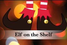 Elf on the Shelf / Your resource to the best Elf on the Shelf ideas to enjoy with your family this #Christmas season!