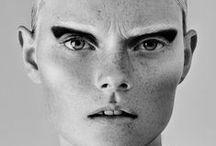 faces/make up/hair