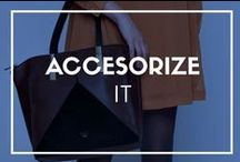 | ACCESORIZE IT | / Bags, shoes, jewellery we love!