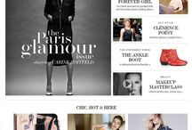DP Home Page Inspiration / by Sara Bonthrone