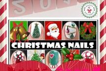 Διαγωνισμός CBD Christmas Nails 2014 / Nail Simou & Nail Polish CBD