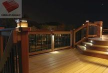 Illuminate Your Outdoors / Lighting for Decks