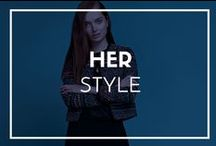 | HER STYLE | / NEW COLLECTION FOR SS 2015