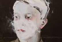 Antoine Cordet / Paintings made by Antoine Cordet