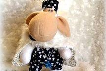 Куклы и игрушки. Ekaterina Zenevich
