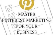 Social Media Marketing - Pinterest / #SocialmediaMarketing through #Pinterest with blog promoting tips.