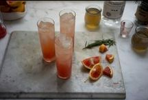 Recipes - Beverages / Delicious drinks - from family friendly to adult beverages