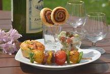 """Battle food #43 """"Paprika ou chorizo ?"""" / Récapitulatif des recettes de la battle food #43 sur le thème """"Paprika ou chorizo"""""""