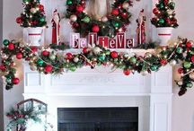 Fireplace, Bookshelf, and Nook Ideas / Inspiration for alcoves, built-in bookcases, and fireplaces.