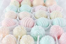 { Cake Pops } / Cake pops | How to make them and inventive ways to decorate cake pops.
