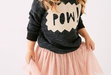 { FASHION FOR KIDS } / Cool and sweet kids fashion items