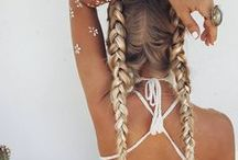 Braid / Tresse / Nattes