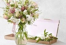 { FLOWERS } / beautiful floral arrangements and seasonal flowers