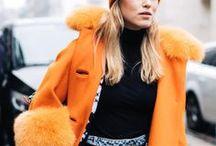 Pumpkin / De formes et de couleurs variées le potiron s'immisce et inspire tout doucement la mode !