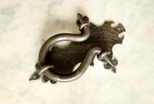 Decorative Hardware / Quality hand forged door hardware, door pulls, drawer pulls, and knockers
