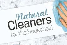 Cleaning / Organizing / Tips and tricks for a clean, organized home! Clear the clutter once and for all!