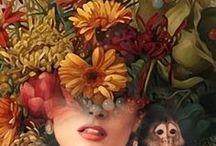 flowers do meu jardim / by Adriana Pupo Voss