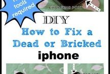 DIY Tech / Tips & Tricks - everything from your first website, blogging, to how make your computer run faster! / by Michelle Dudas