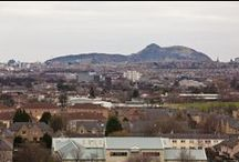 Cityscapes / An assortment of perspectives of Scotland's capital.