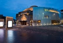 Usher Hall / One of the world's greatest concert halls, enchanting audiences since 1914.