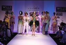 WIFW  SS 14 Day 1 - Nida Mahmood / Nida Mahmood's Spring/Summer 14 Collection
