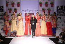 WIFW SS 14 Day 3 - Payal Pratap / Payal Pratap Spring/Summer 14