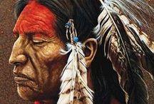 Indianen / I love the Indians / by Jan Sluijk
