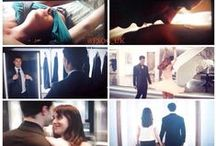 50 Shades Of Grey : The Movie / Every Pic from the set and oh from everywhere...