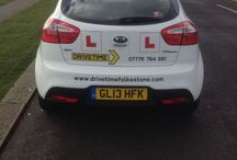 Driving school car / Driving school car for driving lessons Folkestone, Dover and Hythe.