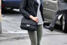 jeans with flats / jeans with flats