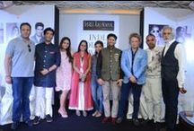 India Couture Week 2014 - Press Conference / Glimpses from the India Couture Week 2014 press conference. Proud to be associated with designers of such repute. Special thanks to our sponsors #ShreeRajMahalJewellers and #LogixGroup