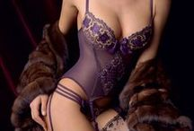 Glamorous Lingerie / A few ideas on outfits for your Boudoir photo-shoot