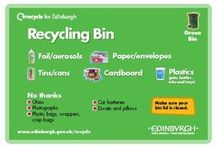 New Recycling Service / Edinburgh will begin rolling out a new recycling service to 140,000 homes in Edinburgh this September, when the first 20,000 households will receive new bins. Find out what to recycle where and if you're involved here: http://www.edinburgh.gov.uk/info/20001/bins_and_recycling/1074/when_your_bin_and_recycling_collections_are_changing