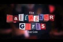 Gallagher Girls/Heist Society/Embassy Row / A board is for the Gallagher Girls series, the Heist Society series and Embassy Row by Ally Carter.