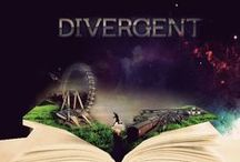 Divergent / A board for everything Divergent related. / by Kaity