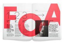 Inspiration - Magazine layout