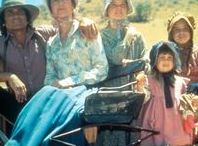 Little House On the Prairie / This board is dedicated to anything related to the Little House books by Laura Ingalls Wilder or the TV show.