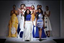 WIFW SS 15 Day 2 - Gauri & Nainika