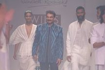 WIFW SS 15 Day 4 - In support of the Handloom Weaver Wendell Rodricks