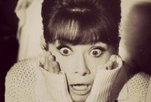 Audrey / Audrey Hepburn- the heavenly classic epitome of class personified!