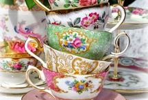 Afternoon Tea Anyone? / Everything tea and party