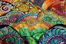 Marvellous Mosaic Madness / Mosaic madness