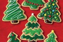 Galletas de Navidad/Christmas Cookies