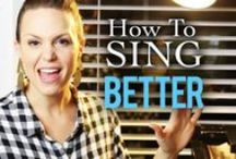 How to Sing / Singing lessens by the amazing Evynne Hollens.