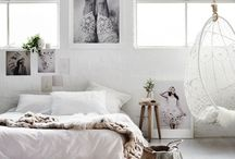 Pretty Home Decor / Who doesn't want their house to look like this? Some awesome house decor inspirations.