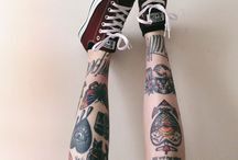 Tattoos & Piercings / For my love of tattoos and piercings.